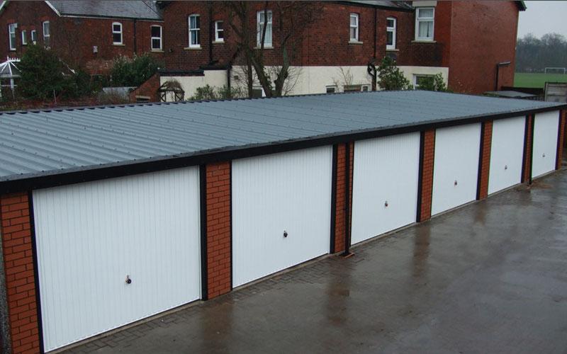 shed battery garages