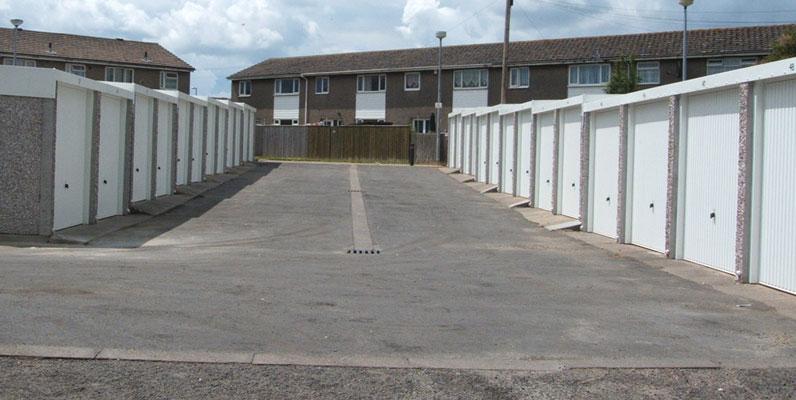 stepline garage