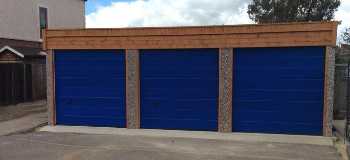 timberline garages